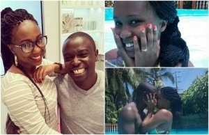 Popular Gospel Musician Dumps His Celebrity Girlfriend of 6 years After She Allegedly Slept with Her Boss (Photos)